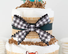 Woodland Friends Diaper Cake