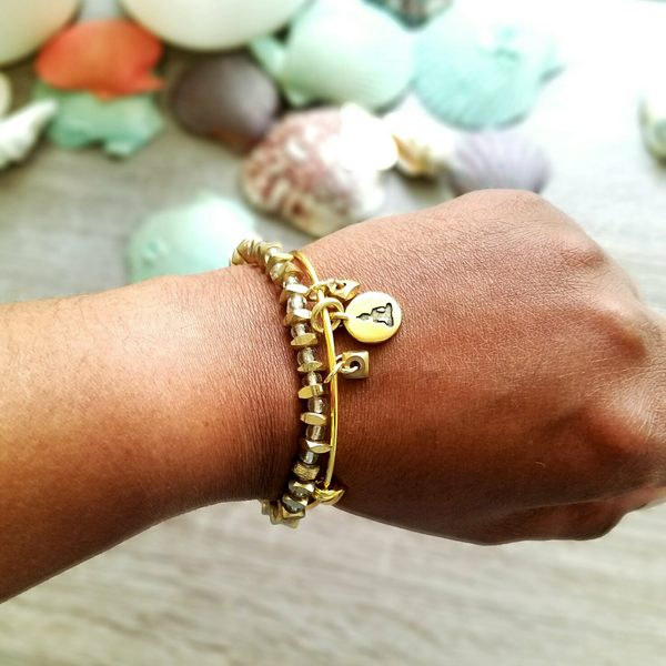 Buddha Love Bangle Set