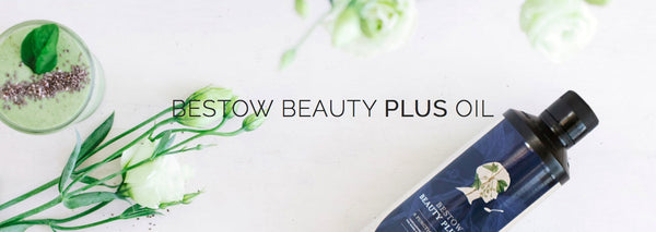 Bestow Beauty PLUS Oil | Jamele Skincare
