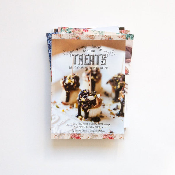 BESTOW TREATS I Recipe Book