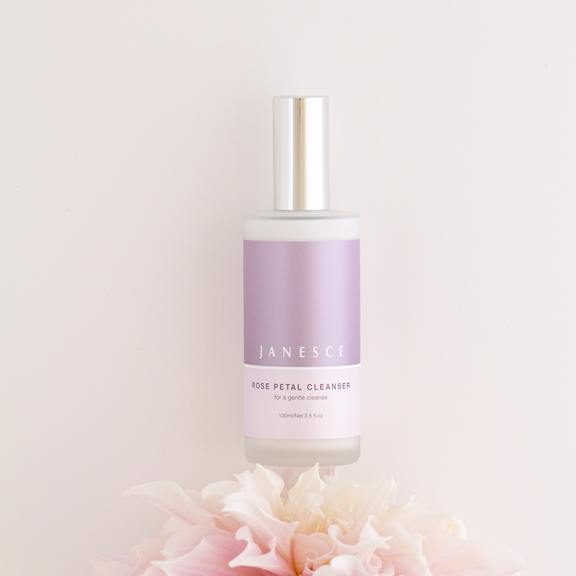JANESCE ROSE PETAL CLEANSER