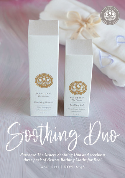 THE GRACES SOOTHING DUO SPECIAL