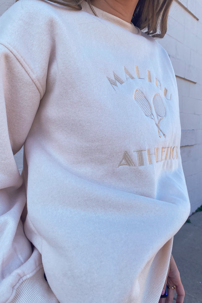 Malibu Athletics Vintage Crewneck