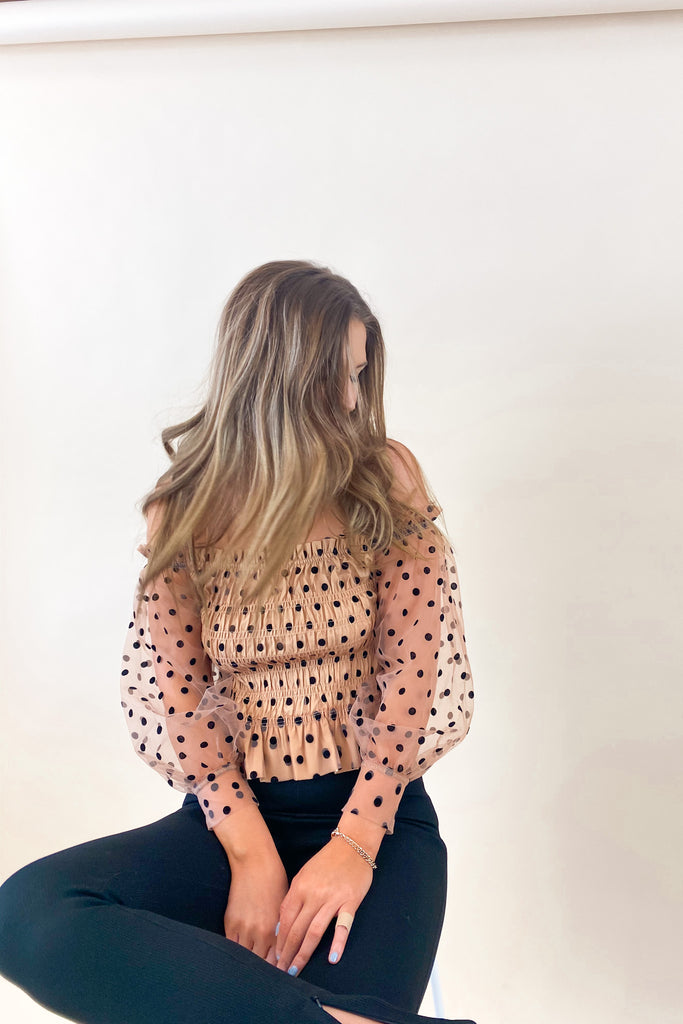 So Cal Off The Shoulder Top