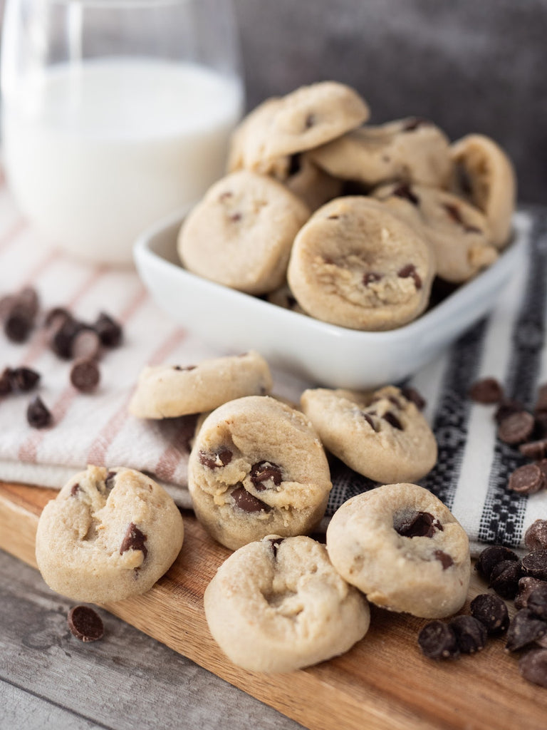 Mini Chocolate Chip Cookies - FAMILY SIZE