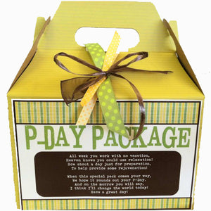 P-Day Package