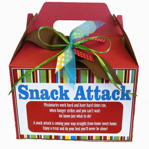 Snack Attack Package