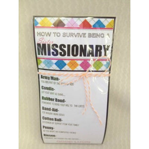 How to Survive Being a Missionary