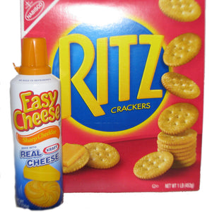 Ritz Crackers & Cheese