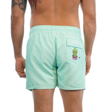 Cactus on the pocket Trunks