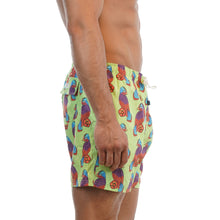 Tropical Parrot Trunks