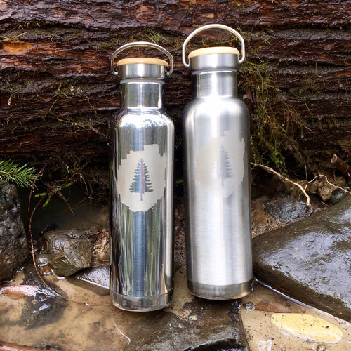 Adirondack Flag Water Bottle