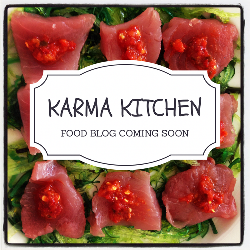 Karma Kitchen Food Blog