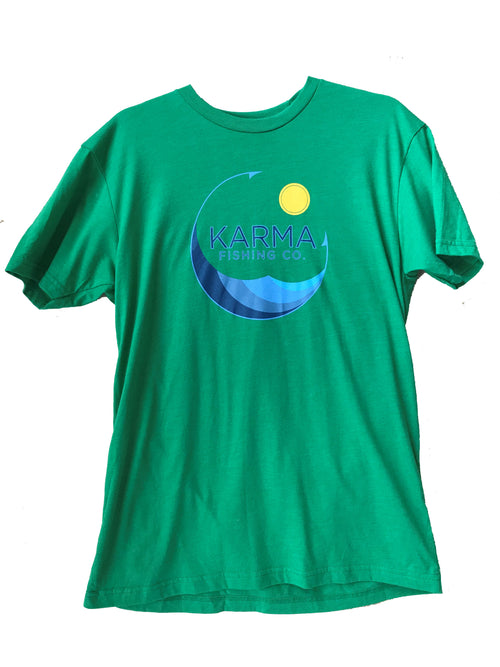 Men's Logo T-Shirt, Green