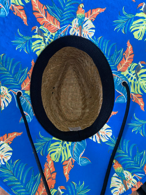 Island Hat- Floral ON SALE