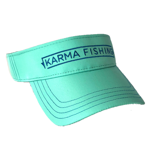 Sea Foam Visor