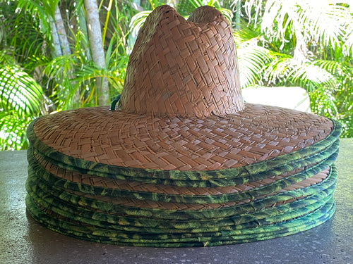 Island Hat- Lush Green (non branded)