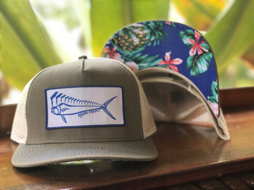 Florida Mahi Ultimate Trucker, Earth & FlowersUndervisor