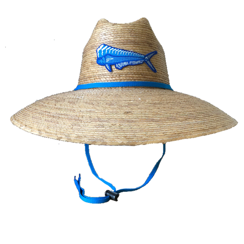 Palm Frond Lifeguard Hat