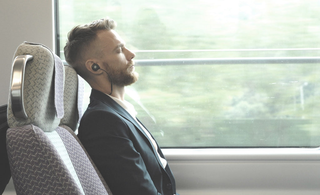 How Music Helps You Survive the Daily Commute