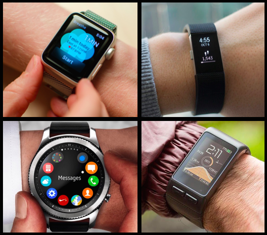 The New Trend: Fitness Smartwatches