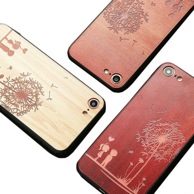 Flash Sale!  Embossed Lover Boy Case - woodfashionista.com