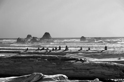 Balanced - Ruby Beach