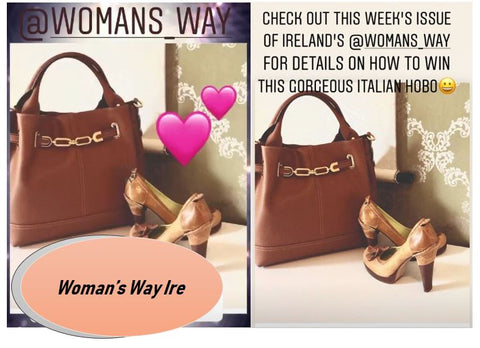 Vellumy Womans Way Magazine Instagram