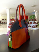 Porto Multicolor Vegetable Tanned Leather