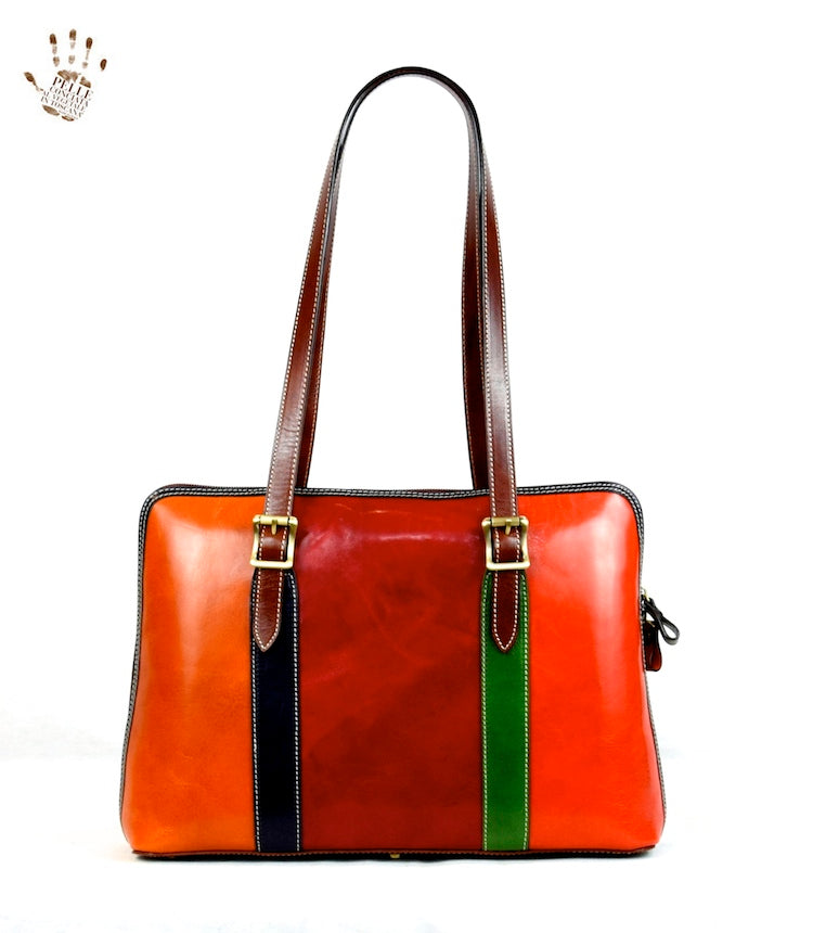 Barcelona Multicolour Shoulder Bag