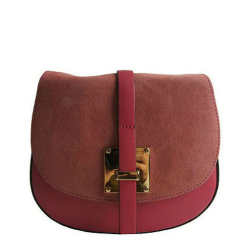 Small Saddle Bag