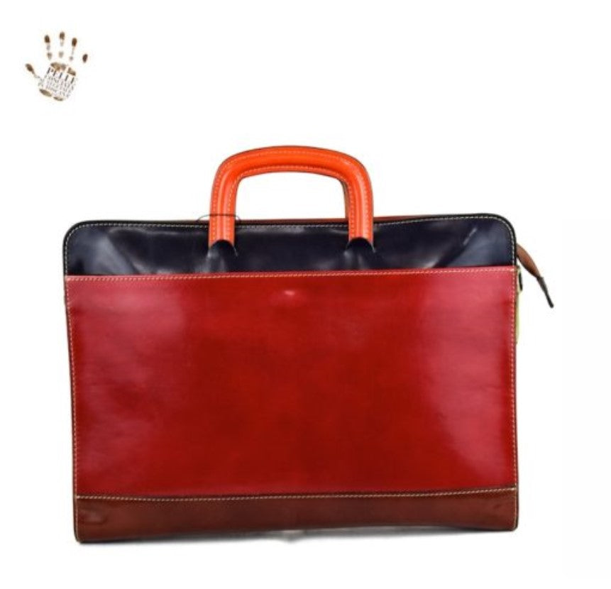 Small Multicolour Briefcase
