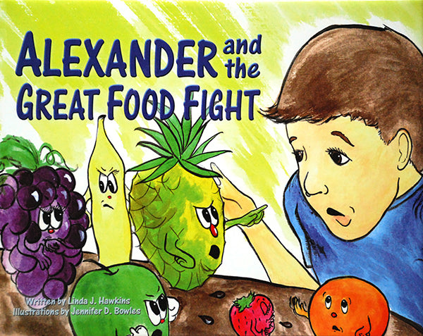 Alexander & The Great Food Fight