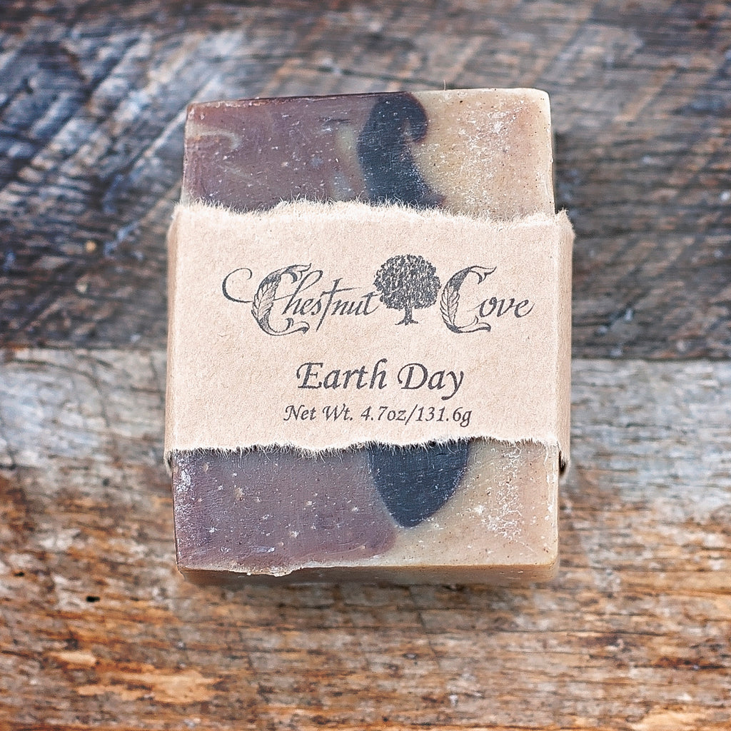 Earth Day Soap