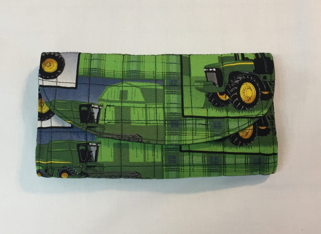 John Deere Clutch Purse