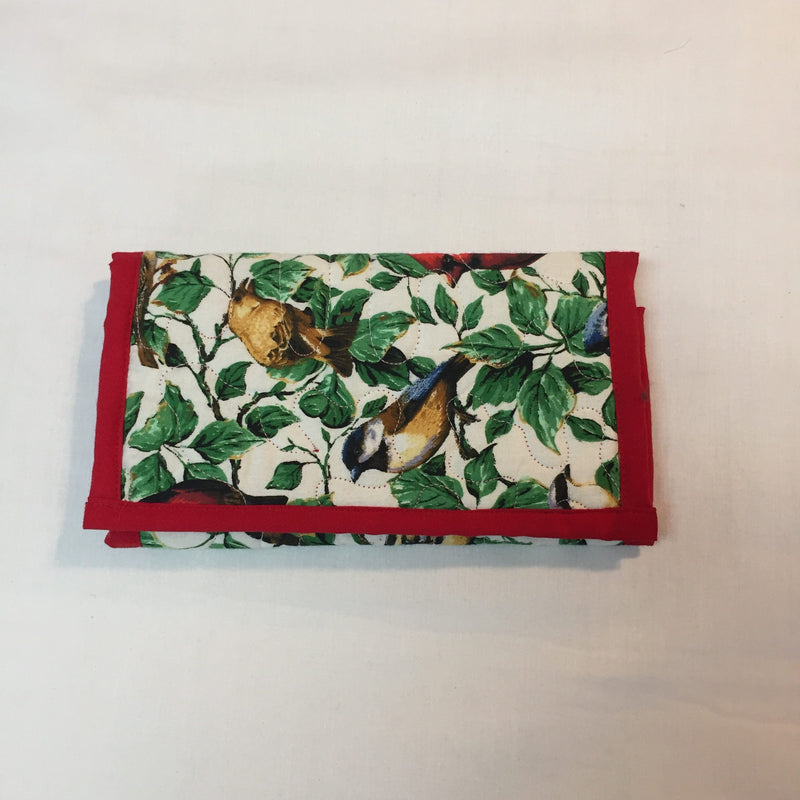 Songbird Clutch Purse