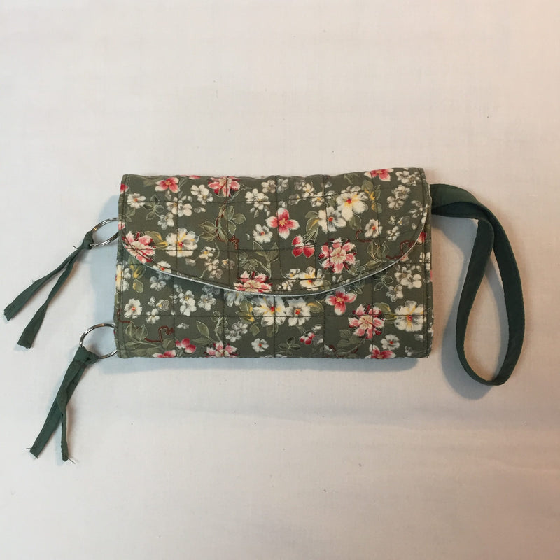 Blossoms Clutch Purse