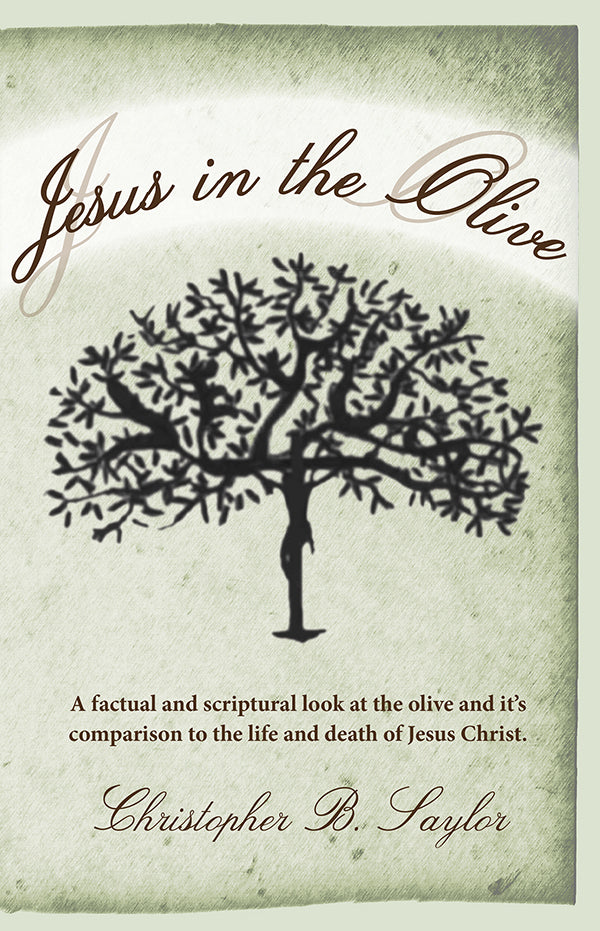 Jesus in the Olive