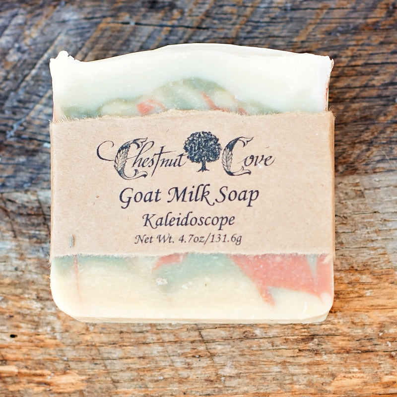 Kaleidoscope Goat Milk Soap