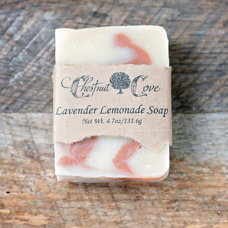 Lavender Lemonade Soap Bar