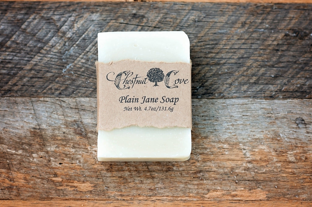 Plain Jane Soap Bar