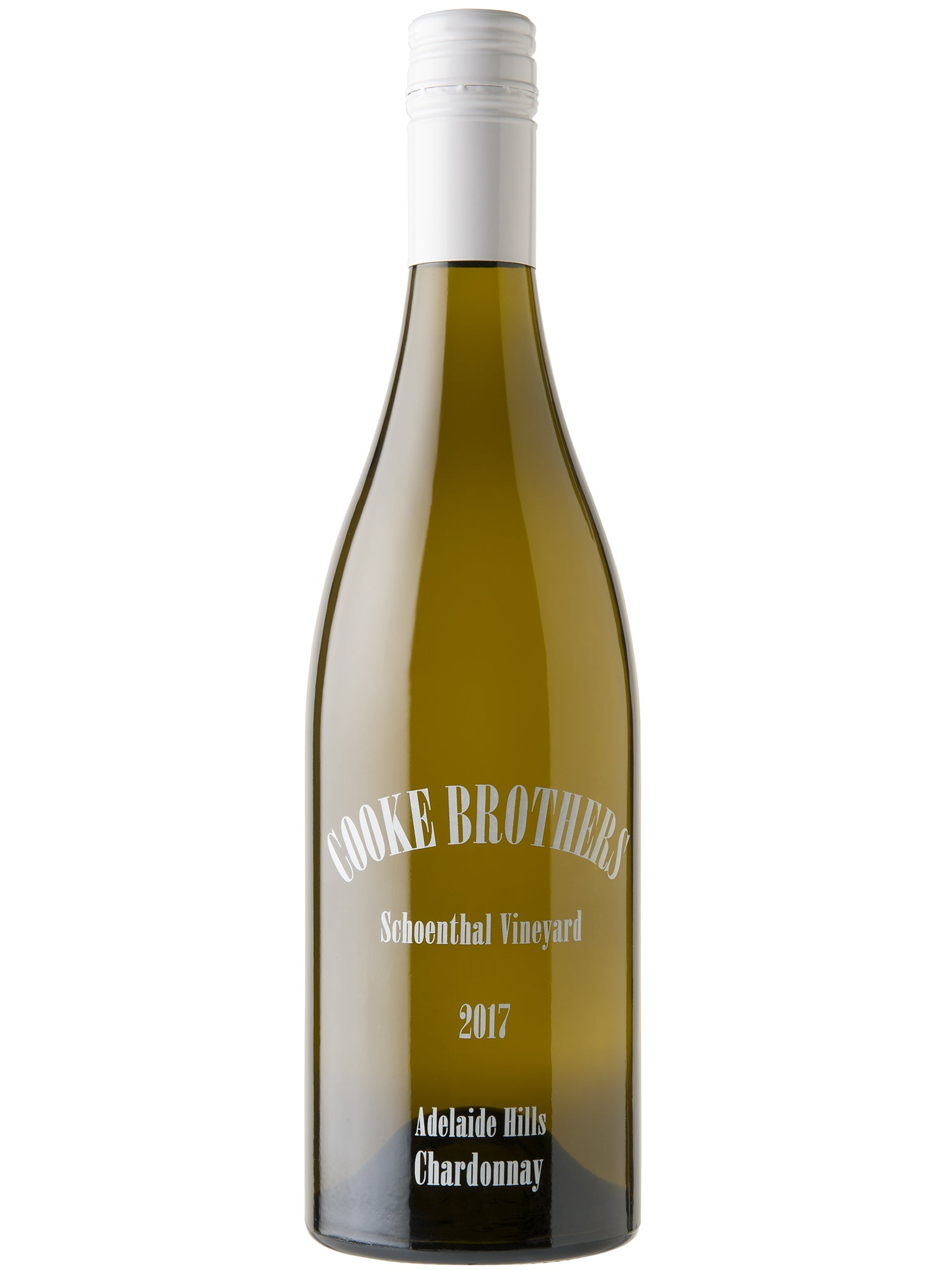 Cooke Brothers Shoenthal Vineyard Chardonnay 6pk 2017