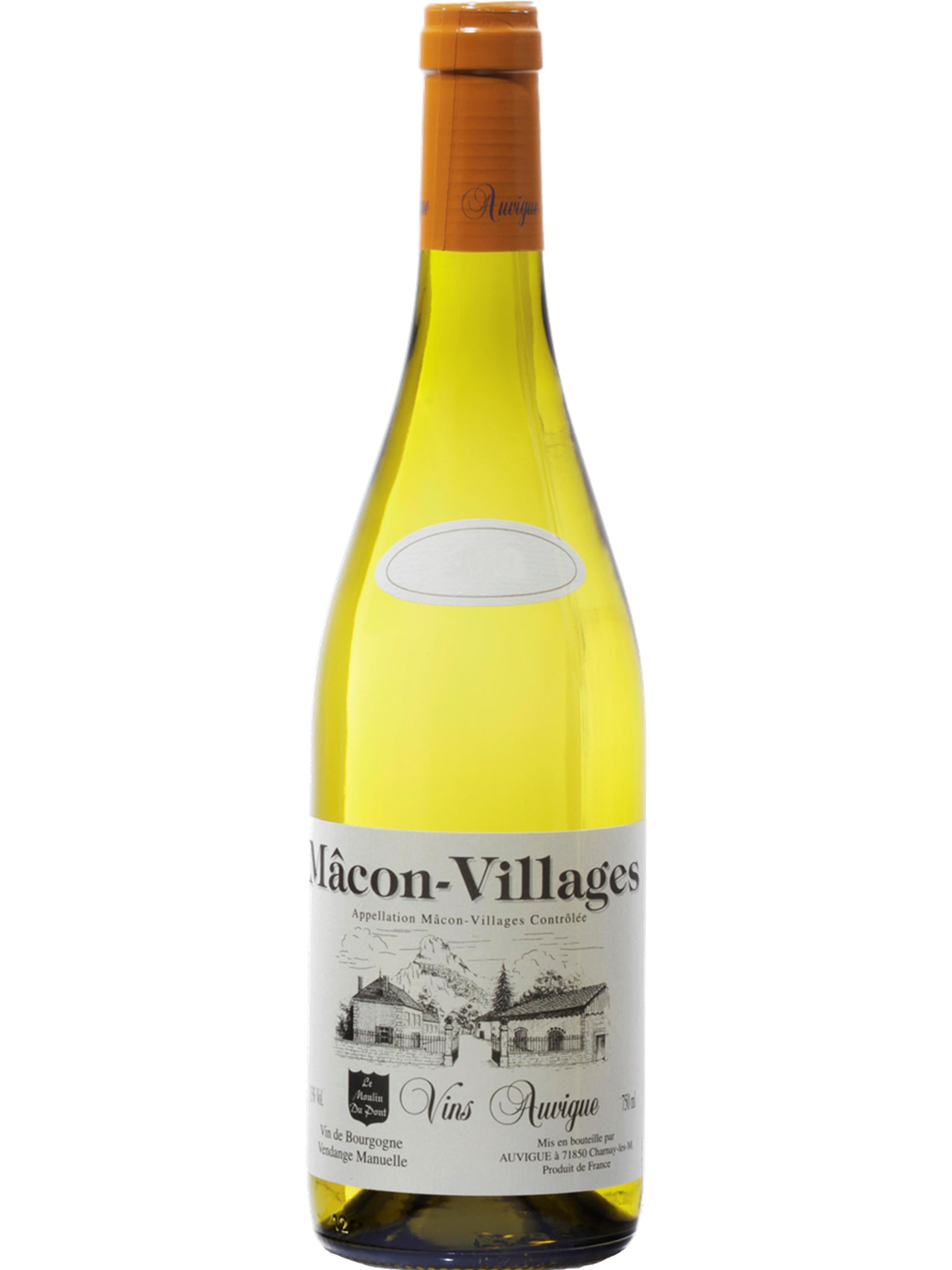 Auvigue Mâcon-Villages Moulin du Pont 12pk 2018