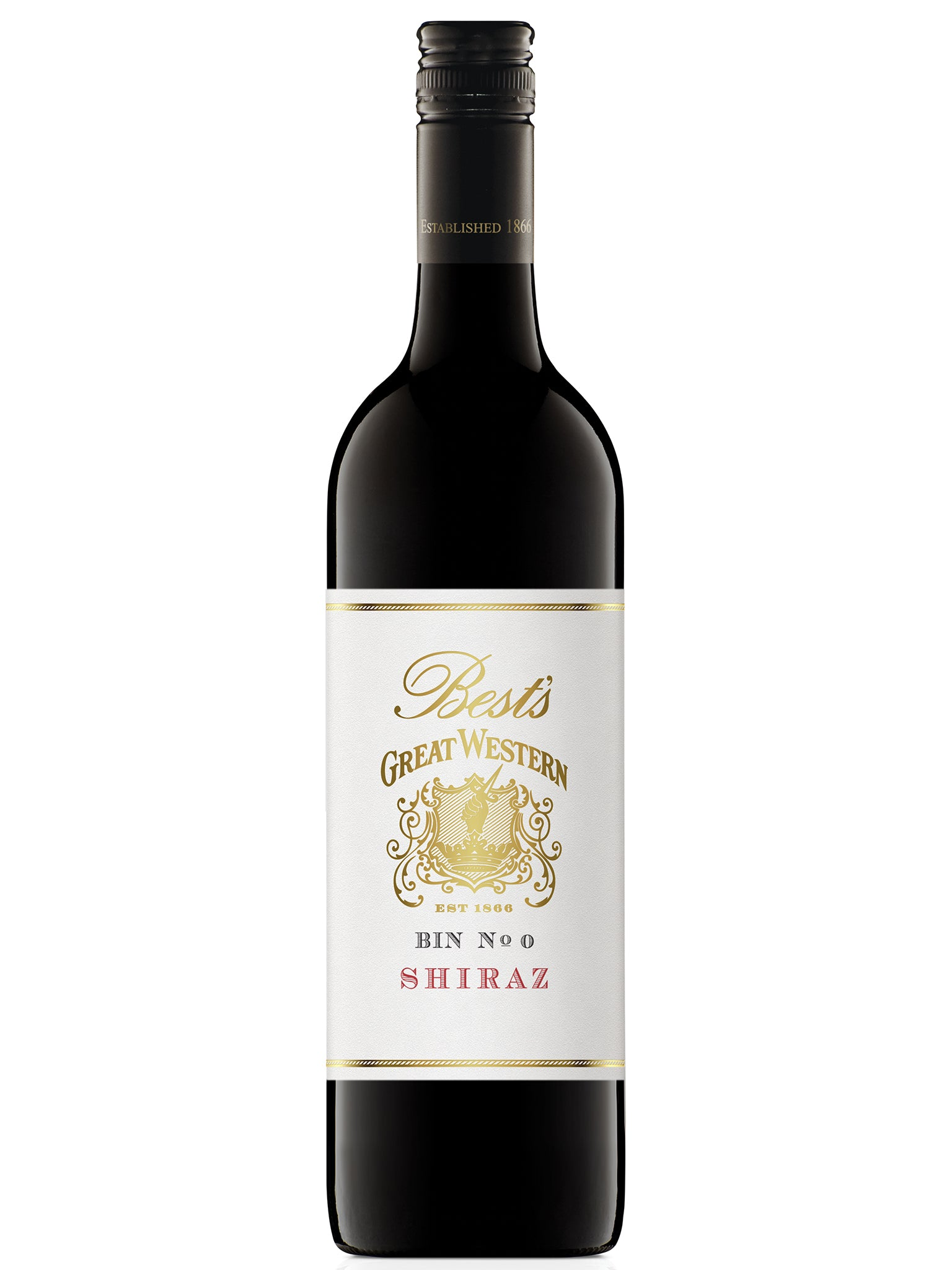 Best's Bin No. 0 Shiraz 6pk 2016