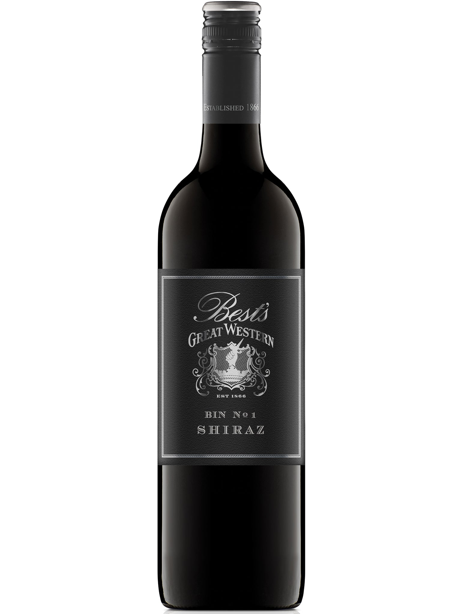 Best's Great Western Bin No. 1 Shiraz 12pk 2017