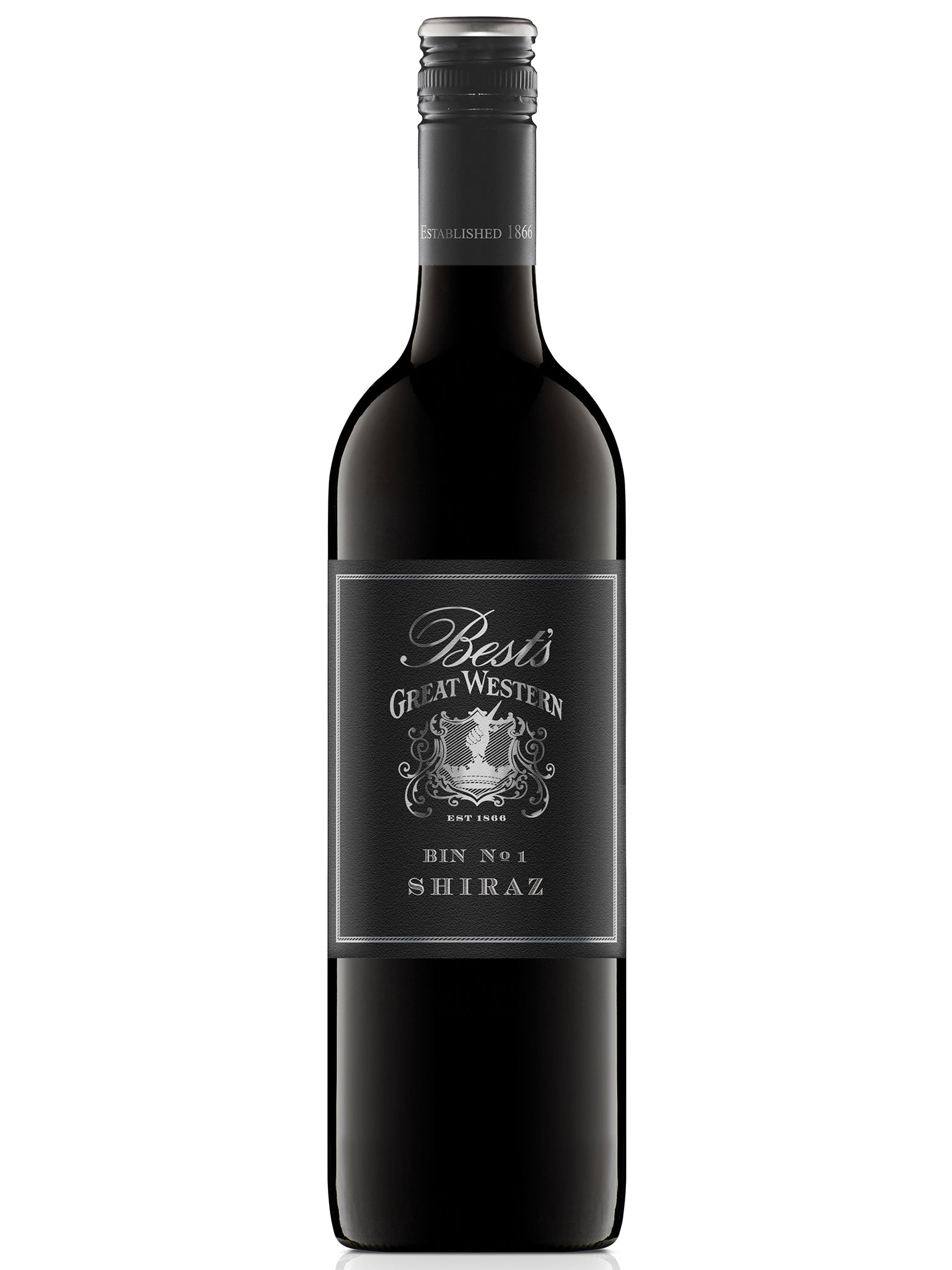 Best's Great Western Bin No. 1 Shiraz 12pk 2016