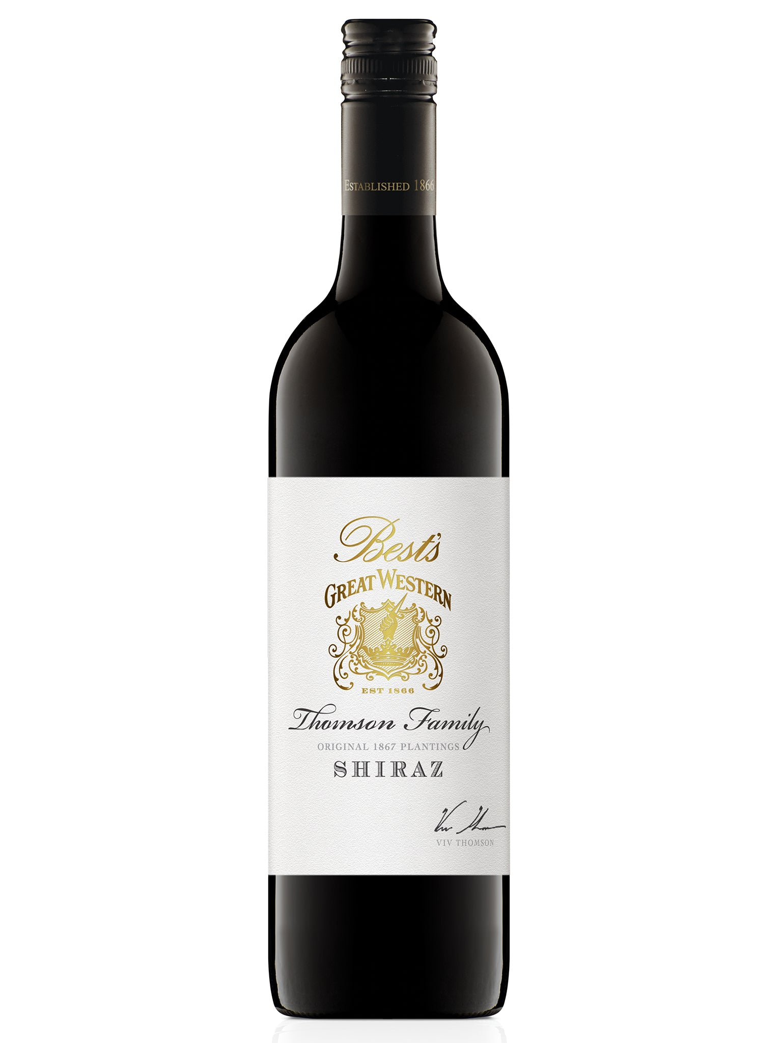 Best's Thomson Family Shiraz 6pk 2015