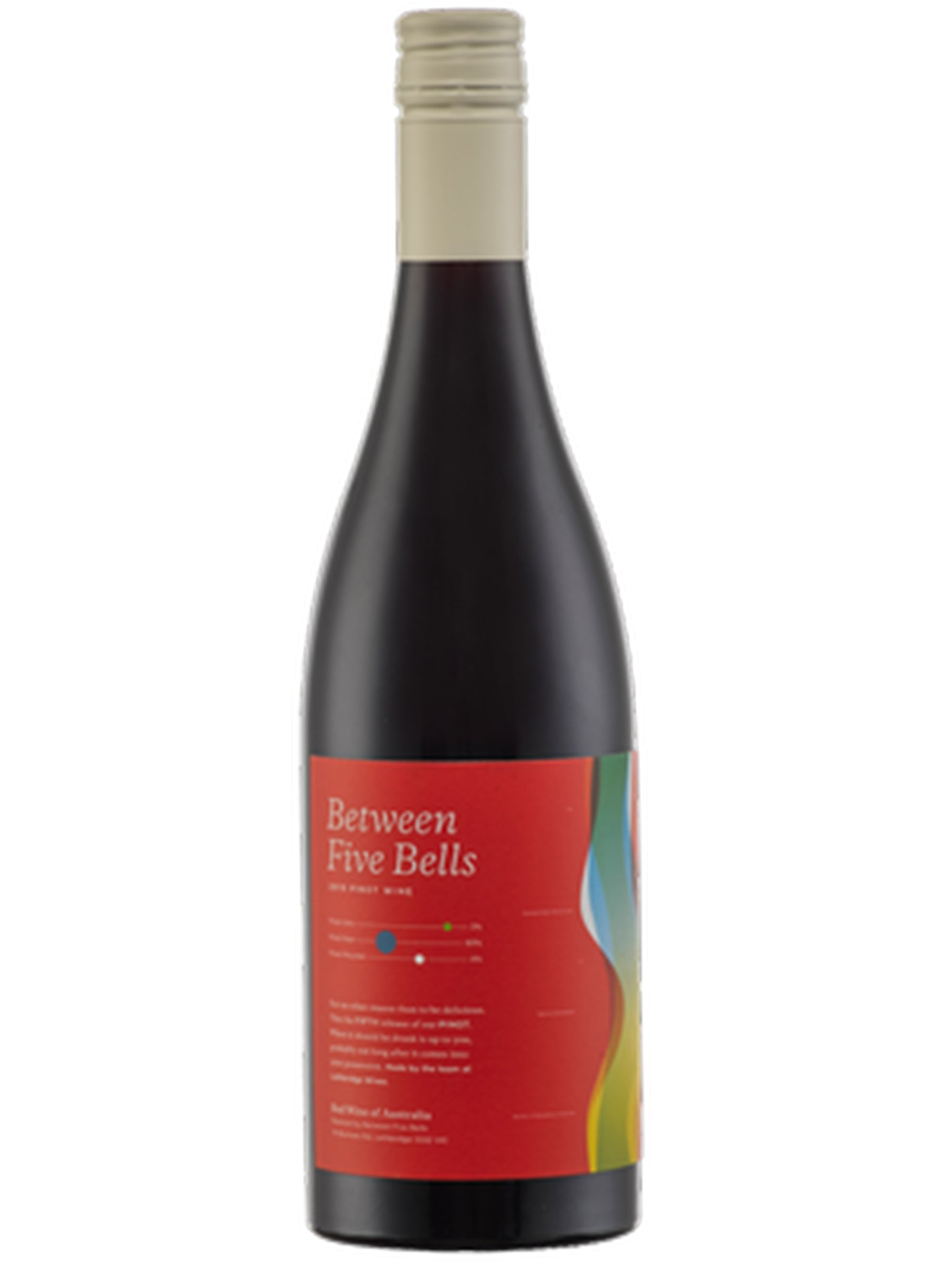 Between Five Bells Pinot Wine 12pk 2019