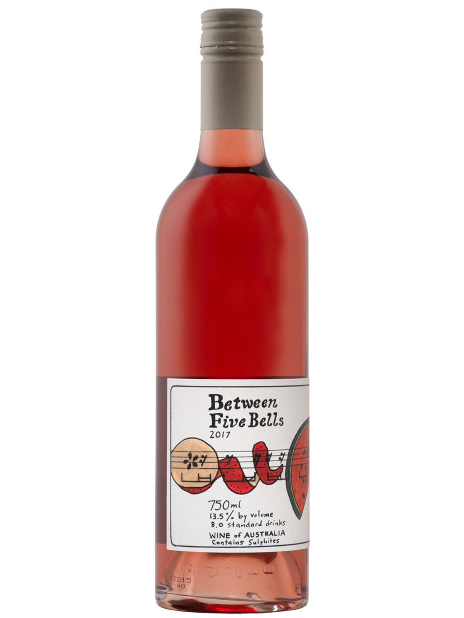 Between Five Bells Rosé 12pk 2017 - Vigorous Bros