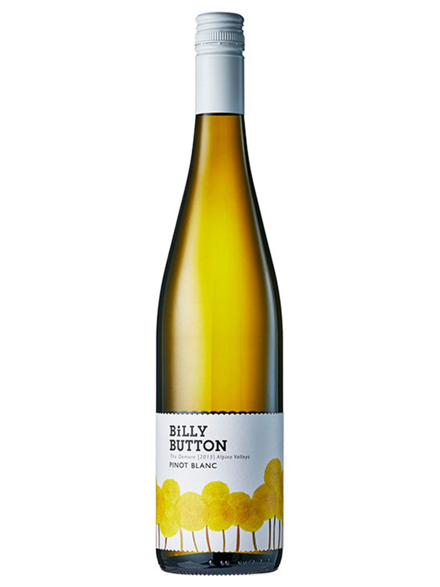Billy Button Pinot Blanc 6pk 2018